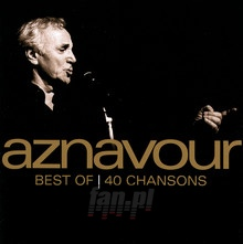 Best Of (40 Chansons) - Charles Aznavour