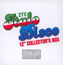 Italo Disco 12 Inch Collector's Box - Italo Disco 12
