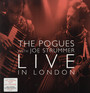 Pogues With Joe Strummer Liv - The Pogues
