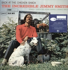 Back At The Chicken - Jimmy Smith