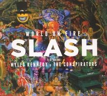 World On Fire - Slash