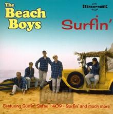 Surfin'-Original Recordin - The Beach Boys