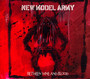 Between Wine & Blood - New Model Army