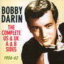 Complete Us & UK A & B Sides 1956-62 - Bobby Darin
