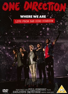 Where We Are: Live From S - One Direction