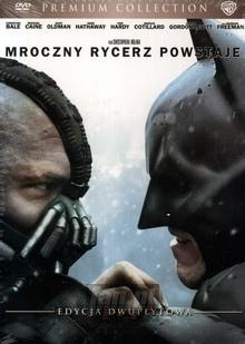Mroczny Rycerz Powstaje. - Movie / Film