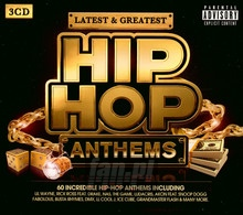 Hip Hop Anthems - Latest - V/A