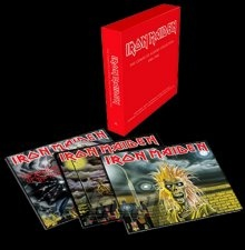 Collectors Box: Iron Maiden/Killers/The Number Of The Beast - Iron Maiden