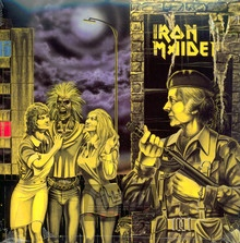 Women In Uniform - Iron Maiden