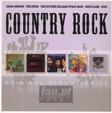 Country Rock - Original Album Series - V/A