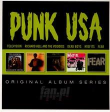 Punk USA Original Album Series - V/A