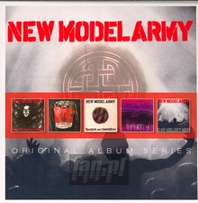 Original Album Series - New Model Army