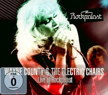 Live At Rockpalast 1978 - Wayne County  & The Electric Chairs