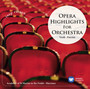 Opera Highlights For Orch - Verdi & Puccini