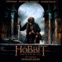 The Hobbit: The Battle Of The Five Armies  OST - Howard Shore