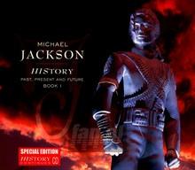 History: Past Present & Future   [Best Of][Book 1] - Michael Jackson
