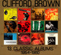 13 Classic Albums: 1954-1960 - Clifford Brown