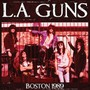 Boston 1989 - L.A. Guns