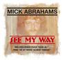 See My Way - Mick Abrahams