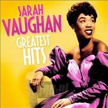 Greatest Hits - Sarah Vaughan