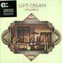Live Cream 2 - Cream