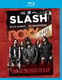 Live At The Roxy 25 IX 2014 - Slash