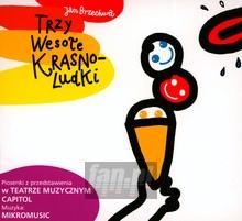 Trzy Wesołe Krasnoludki (Jan Brzechwa) - Mikromusic