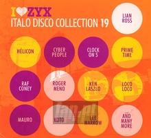 ZYX Italo Disco Collection 19 - I Love ZYX