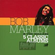 5 Classic Albums - Bob Marley