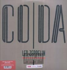 Coda - Led Zeppelin