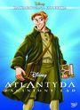 Atlantyda - Zaginiony Ląd (DVD) Disney Zaczarowana Kolekcja - Movie / Film