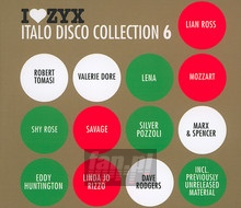 ZYX Italo Disco Collection  6 - I Love ZYX
