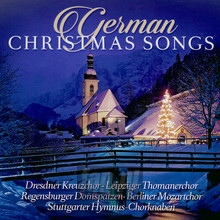 German Christmas Songs - V/A