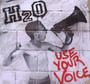 Use Your Voice - H2o