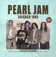 Chicago 1995 - Pearl Jam