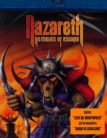 No Means Of Escape - Nazareth