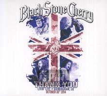 Thank You-Livin' Live - Black Stone Cherry