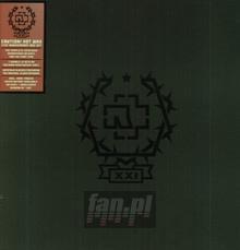 XXI - [The Vinyl Box Set] - Rammstein