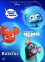 Kolekcja Trzech Filmów Disney, Pixar - Movie / Film