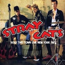 Rock This Town Live New York '88 - The Stray Cats