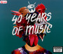 40 Years Of Music - V/A