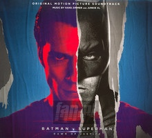 Batman V Superman: Dawn Of Justice  OST - Hans  Zimmer  /  Junkie XL
