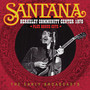 Berkeley Community Center 1970 - Santana