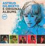 5 Original Albums - Astrud Gilberto