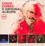 5 Original Albums - Chick Corea