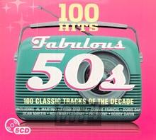 100 Hits - Fab. 50's - 100 Hits No.1s