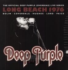 Live At Long Beach Arena 1976 - Deep Purple
