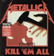 Kill'em All - Metallica