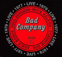 Bad Company Live In - Bad Company