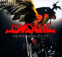 Mca Albums 1973-1975 - Budgie